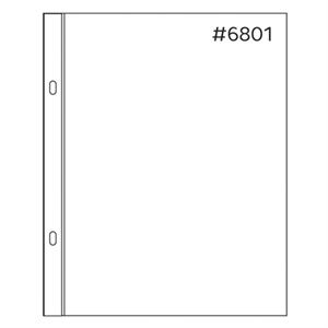 Picture of *50% OFF* Anthology 6 x 8 Sheet Protectors (20 pack – 1 style) *SALE* WHILE SUPPLIES LAST